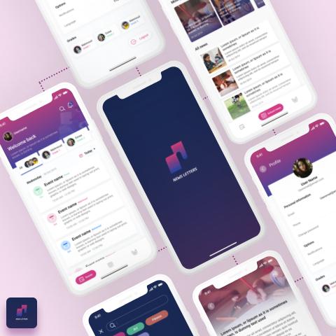 Newsletter App