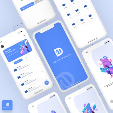 Digital Archive App