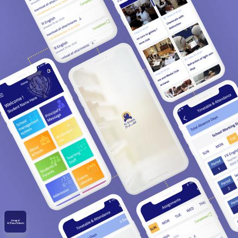 Al Shaya Schools App
