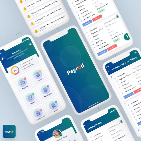 Payroll System App