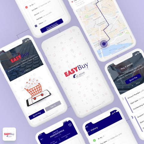 EasyBuy App