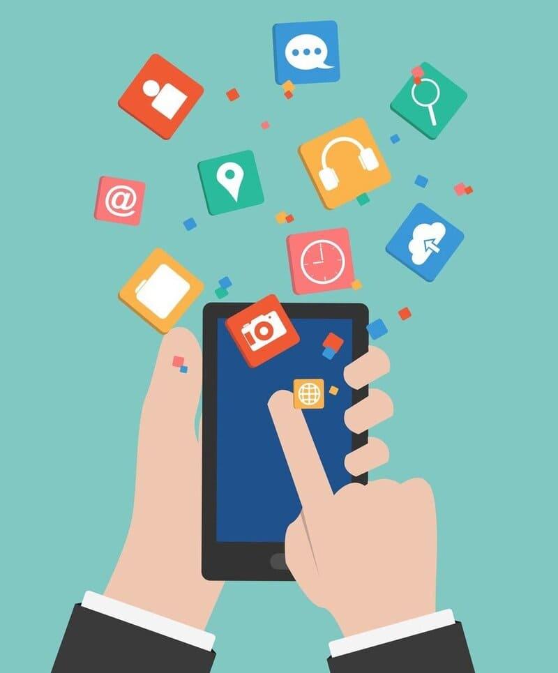 تصميم تطبيقات الموبايل بالكويت