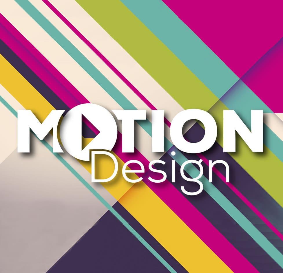Motion graphic video design