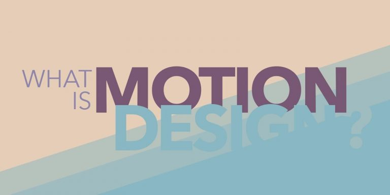 How to design a motion graphic video
