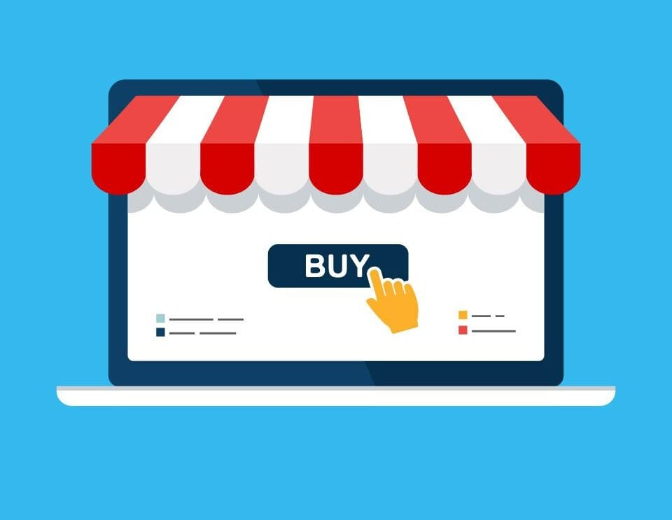 online store design price